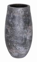 Keramieken vaas Amber Earth 27 cm