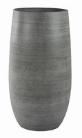 Keramieken vaas Esra mystic grey XL