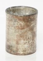 Cilinder Oxidise copper 14 cm MAR10