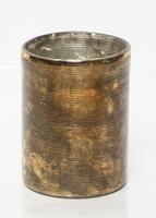 Cilinder Oxidise gold black 14 cm MAR10