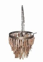 Lamp Ainay naturel metaal MAR10