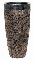 Vaas Layer bronze 70 cm Luxe Lite