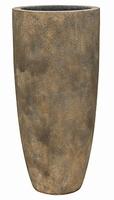 Vaas Luna grey 75 cm Luxe Lite Stone