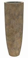 Vaas Luna grey 115 cm Luxe Lite Stone