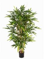 Kunstplant Bamboe toef 180 cm