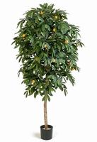 Kunstplant Citrus mandarine 110 cm