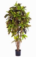 Kunstplant Croton excellent vertakt 150 cm