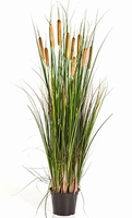 Kunstplant Cattail grass