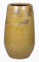 Keramieken vaas Lynn honey 35 cm