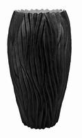 Vaas River zwart 70 cm
