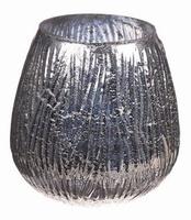 Waxinehouder Samois zilver