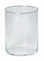 Cilinder vaas glas Ø 11 cm smal in 3 hoogtes